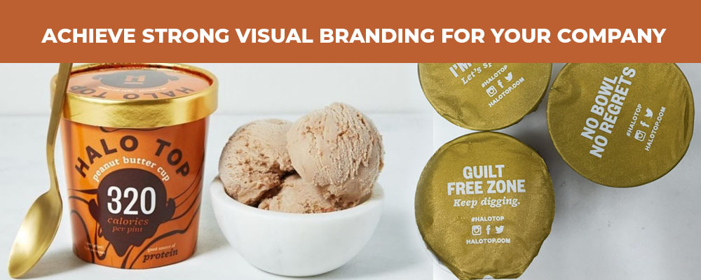 Achieve Strong Visual Identity Branding for Your Company